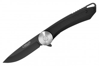 Camillus 19640 CIRQUE couteau pliant lame AUS-8 et manche G10