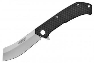 Camillus 19645 BARBER couteau pliant lame acier 440 manche nylon fibre de verre