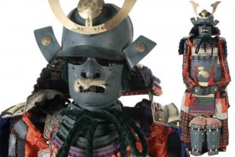 Armure de Samouraï japonais Oda Nobunaga qualité musée