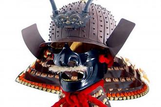 Casque de Samouraï japonais Daisho Kake
