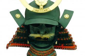 Casque de Samouraï japonais Oda Nobunaga