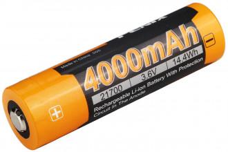 Fenix ARB-L21-4000P Batterie 21700 haute puissance