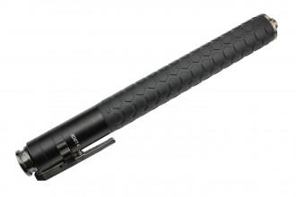 Piranha BTAR21 Baton téléscopique ouverture rapide 21 pouces