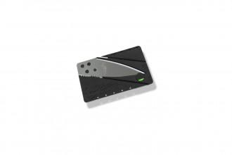 Iain Sinclair CS - Card sharp Silver - Couteau pliant format carte de crédit