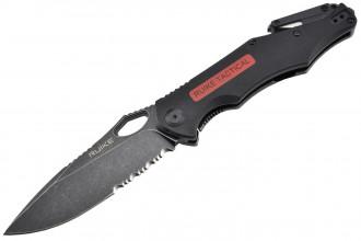 Ruike M195-B Tactical Rescue Lame semi dentelée acier D2 manche G10