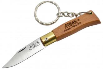 MAM 2002 BOIS Mini couteau pliant porte-clés portugais