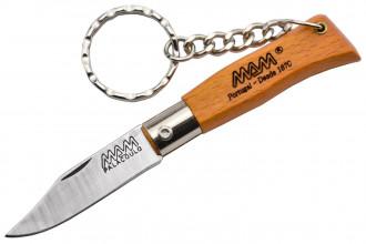 MAM 2002 MOUTARDE Mini couteau pliant porte-clés portugais