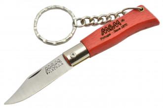 MAM 2002 ROUGE Mini couteau pliant porte-clés portugais