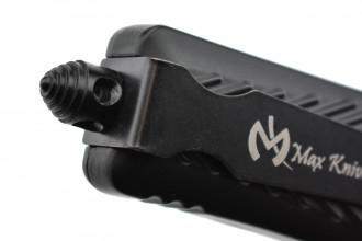 Maxknives MKO37 Couteau automatique avec clip lame acier