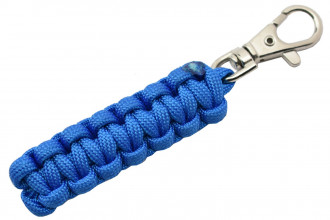 Max Knives MKPCB Porte-clé en paracorde bleu