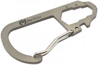 Max Knives MKTI MOU - Mousqueton en titane