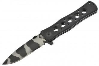 MTech MT103 Couteau pliant lame acier 440 manche G10