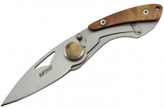 MTech MT-210W Couteau pliant Money Clip en acier 440