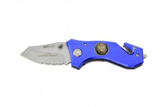 M-Tech - Couteau de sauvetage pour les forces de l'ordre