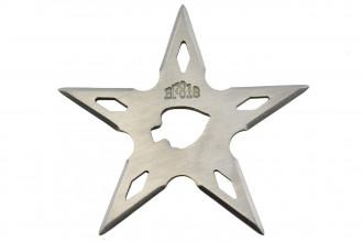 Maxknives NS145 Ninja Shuriken 5 branches acier 420 silver
