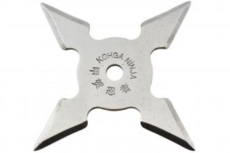 Maxknives NS150 Ninja Shuriken 4 branches acier 420 silver