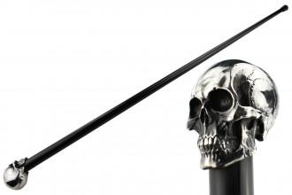 Canne Skull par Paul Chen