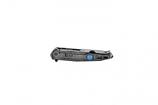 Ruike P108SB - Couteau pliant - Finition noir délavé