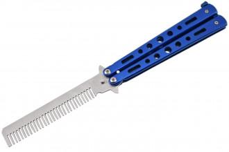 Maxknives P34B Couteau papillon peigne