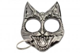 Maxknives PA31 - Poing américain tête de chat à 2 doigts