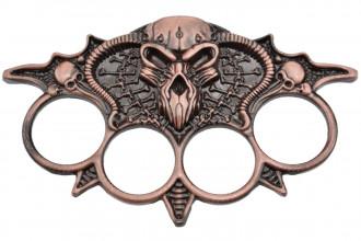 Maxknives PA36 Poing américain skull à 4 doigts