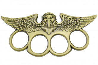 Maxknives PA37 Poing américain 4 doigts aigle US