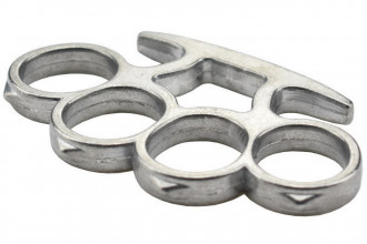 Maxknives PA3A - poing américain à pointes en aluminium
