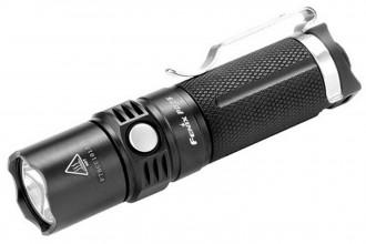 PD25 - Lampe tactique - 550 Lumens