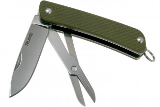 Ruike S22G VERT - Couteau Collection Criterion