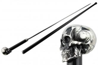 Canne-épée Hanwei Paul Chen Skull
