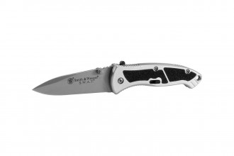 Smith & Wesson SWAT - Petit Swat - Acier 4034 inoxydable