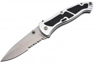 Smith & Wesson SWATLS - Couteau lame acier 4034 et manche aluminium
