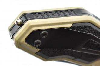 Smith & Wesson SWMP1BSD Couteau ouverture assistée lame acier manche aluminium