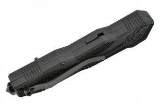 Smith & Wesson SWOTF2B Couteau automatique simple action lame acier manche aluminium