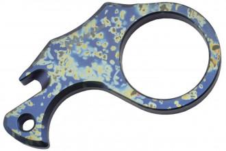 Maxknives TIKNU2+ Impact tool en Titane anodisé crazy