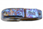Maxknives TIKNU8++ Impact tool en titane finition anodisation crazy série limitée