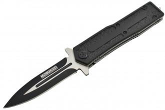YC-602 Couteau pliant ouverture assistée lame acier inoxydable
